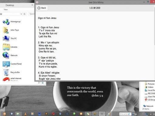 Iwe Orin Mimo for Windows PC